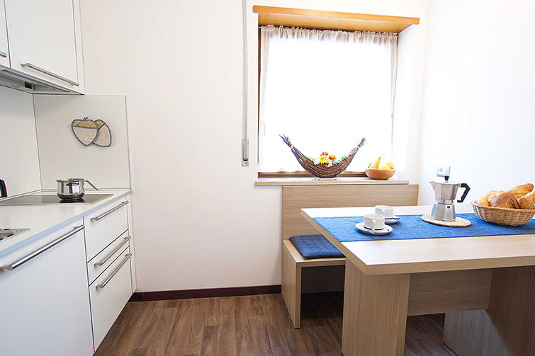 Apartment for 2 people - 30m²