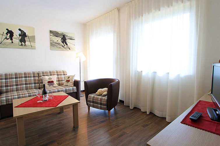 Apartment for 2 people - 40m²