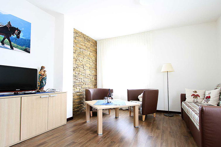 Apartment for 4 people - 55m²